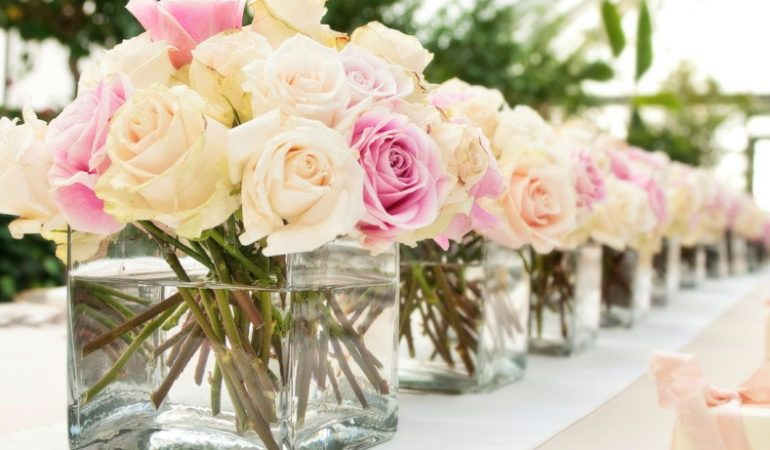 Top-notch wedding flower list