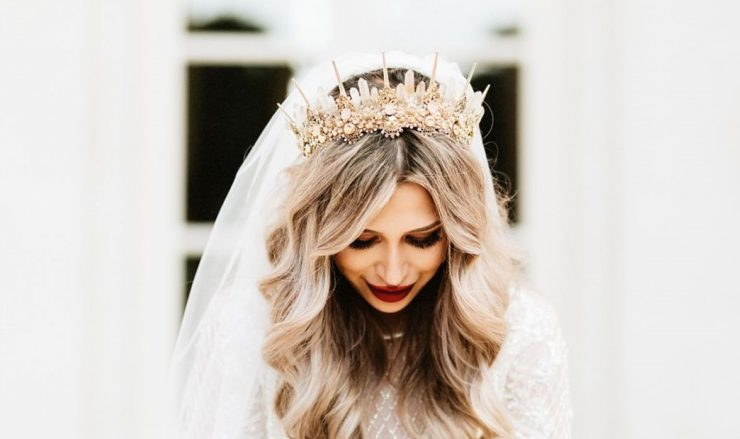Everything you need to know about the boho wedding hair accessories